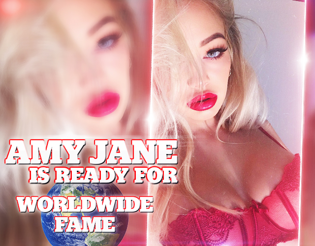 Amy Jane Brand Is Ready For Worldwide Fame